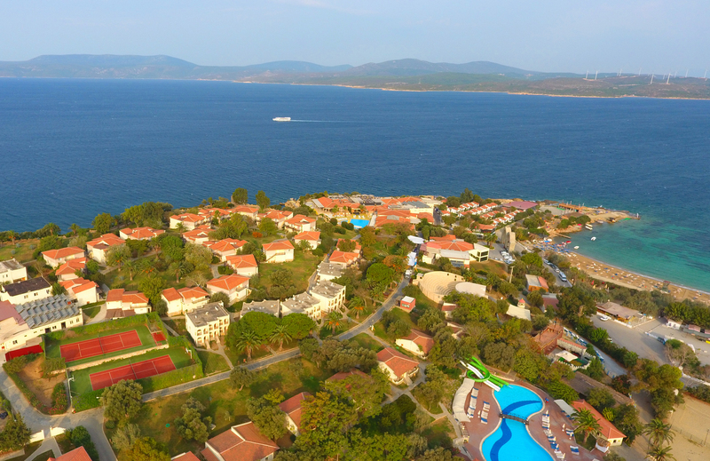 Club Resort Atlantis / Türkei - Sigacik (Seferihisar) / overview