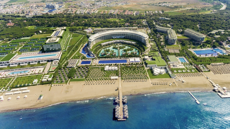 Maxx Royal Belek / Türkei - Antalya / overview