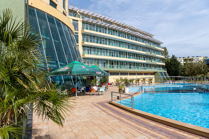 Ivana Palace / Bulgarien - Sonnenstrand / pool