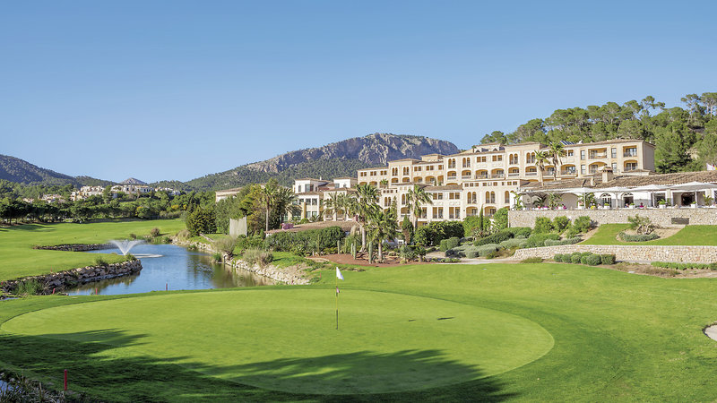 Steigenberger Golf & Spa Resort / Mallorca - Camp de Mar / golf